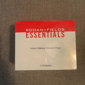 Rodan+Fields make up remover wipes NWT